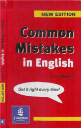 Common Mistakes in English - Fitikides T.J.
