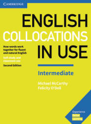 English Collocations in Use. Intermediate - Michael McCarthy and Felicity O'Dell